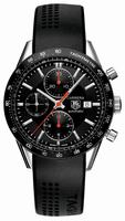 Replica Tag Heuer Carrera Automatic Chronograph Mens Wristwatch CV2014.FT6014