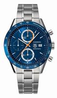 Replica Tag Heuer Carrera Automatic Chronograph Mens Wristwatch CV2015.BA0786