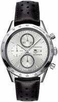 Replica Tag Heuer Carrera Automatic Chronograph Mens Wristwatch CV2017.FC6205