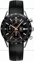 Replica Tag Heuer Carrera Automatic Chronograph Mens Wristwatch CV201H.FT6007.SL