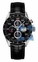 Replica Tag Heuer Carrera Automatic Chronograph Mens Wristwatch CV2A10.FC6235