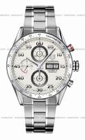 Replica Tag Heuer Carrera Automatic Chronograph Mens Wristwatch CV2A11.BA0796