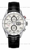 Replica Tag Heuer Carrera Automatic Chronograph Mens Wristwatch CV2A11.FC6235