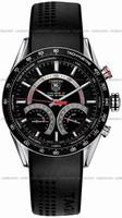 Replica Tag Heuer Carrera Calibre S Electro-Mechanical Lap timer Mens Wristwatch CV7A10.FT6012