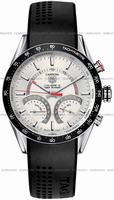 Replica Tag Heuer Carrera Calibre S Electro-Mechanical Lap timer Mens Wristwatch CV7A11.FT6012