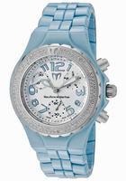 Replica Technomarine TechnoDiamond Ceramique Womens Wristwatch DTCSB11C