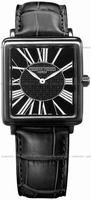 Replica Frederique Constant Carree Mens Wristwatch FC-202RB3C6