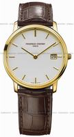 Replica Frederique Constant Index Slim Line Mens Wristwatch FC-220SW4S5