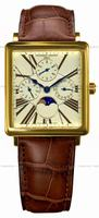 Replica Frederique Constant Carree Moonphase Mens Wristwatch FC-265EM3C5