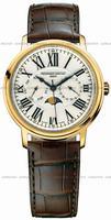 Replica Frederique Constant Moonphase Mens Wristwatch FC-360M4P5