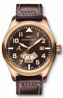 Replica IWC Pilots Watch UTC Antoine de Saint Exupery Mens Wristwatch IW326103
