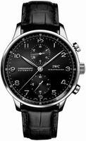 Replica IWC Portuguese Chrono-Automatic Mens Wristwatch IW371438