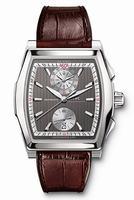 Replica IWC Da Vinci Chronograph Mens Wristwatch IW376410