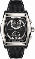 Replica IWC Da Vinci Chronograph Mens Wristwatch IW376601