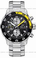 Replica IWC Aquatimer Chronograph Mens Wristwatch IW376701