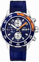 Replica IWC Aquatimer Chronograph Mens Wristwatch IW376704