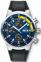 Replica IWC Aquatimer Chronograph Cousteau Divers Mens Wristwatch IW378203