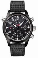 Replica IWC Pilots Double Chronograph TOP GUN Mens Wristwatch IW379901