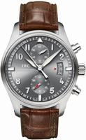 Replica IWC Spitfire Chronograph Mens Wristwatch IW387802