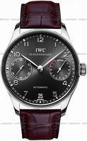 Replica IWC Portuguese Automatic Mens Wristwatch IW500106