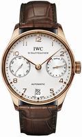 Replica IWC Portuguese Automatic Mens Wristwatch IW500113