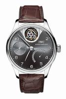 Replica IWC Portuguese Tourbillon Mystere Limited Edition Mens Wristwatch IW504207
