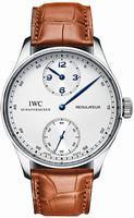 Replica IWC Portuguese Regulator Mens Wristwatch IW544401