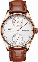 Replica IWC Portuguese Regulator Mens Wristwatch IW544402