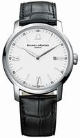 Replica Baume & Mercier Classima Mens Wristwatch MOA08485