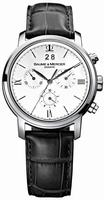 Replica Baume & Mercier Classima Mens Wristwatch MOA08612