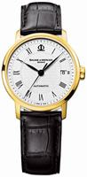 Replica Baume & Mercier Classima Mens Wristwatch MOA08639