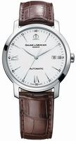 Replica Baume & Mercier Classima Executives Mens Wristwatch MOA08686