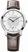 Replica Baume & Mercier Classima Executives Mens Wristwatch MOA08735