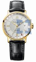 Replica Baume & Mercier Classima Executives Mens Wristwatch MOA08788