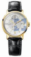 Replica Baume & Mercier Classima Executives Mens Wristwatch MOA08790