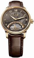 Replica Maurice Lacroix Masterpiece Jours Retrogrades Mens Wristwatch MP6358-PG101-71E