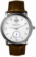 Replica Maurice Lacroix Masterpiece Grand Guichet Mens Wristwatch MP6378-SS001-290BR