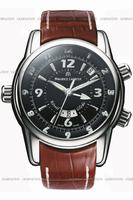Replica Maurice Lacroix Masterpiece Reveil Globe Mens Wristwatch MP6388-SS001-330