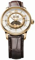 Replica Maurice Lacroix Masterpiece Phase de Lune Mens Wristwatch MP6428-PG101-11E