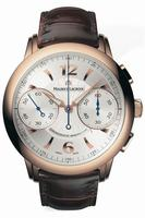 Replica Maurice Lacroix Masterpiece Le Chronographe Mens Wristwatch MP7008-PG101-120