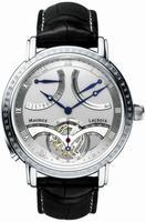 Replica Maurice Lacroix Masterpiece Tourbillon Retrograde Mens Wristwatch MP7088-PL201-110