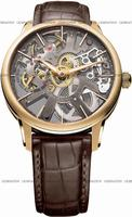 Replica Maurice Lacroix Masterpiece Squelette Mens Wristwatch MP7138-PG101-030