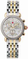 Replica Michele Watch CSX 36 Diamond Ladies Wristwatch MWW03C000333