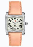 Replica Michele Watch MW2 Diamond Ladies Wristwatch MWW07B01A1025/PEACH