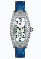 Replica Michele Watch Coquette Jewel Ladies Wristwatch MWW08E01A2001/BLUE