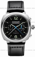 Replica Panerai Radiomir Regatta one/eight Second Titanio Mens Wristwatch PAM00343