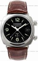 Replica Panerai Radiomir GMT Alarm 42mm Mens Wristwatch PAM00355