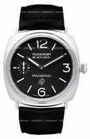 Replica Panerai Radiomir Black Seal Logo 45mm Mens Wristwatch PAM00380