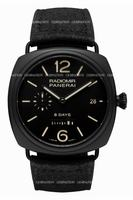 Replica Panerai Radiomir 8 days Ceramica Mens Wristwatch PAM00384