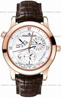 Replica Jaeger-LeCoultre Master Geographic Mens Wristwatch Q1502420